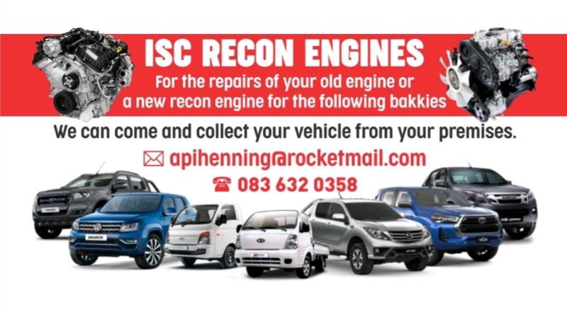 Recon Bakkie Engines