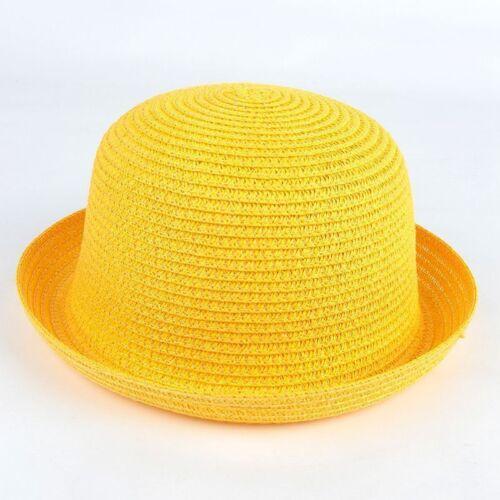 Summer Baby Kids Boy Girls Hat Cap Children Breathable Hat Straw Sun Hat Gifts