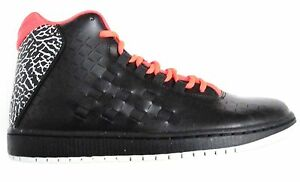 NIB MEN'S Nike JORDAN ILLUSION Off Court Shoes 705141-008 BLACK MSRP 5