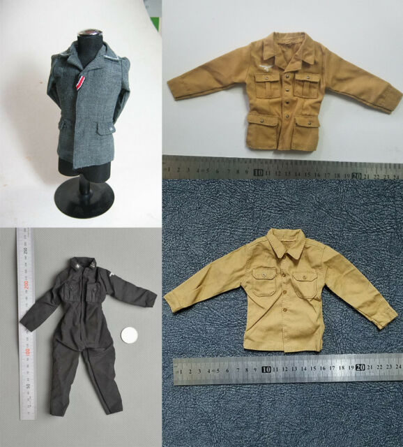 "3pcs Dragon 1//6 WWII German Sandbag Model Unmarked For 12/"" Action Figure Toy"