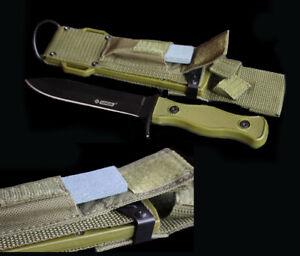 Reisemesser-Jagdmesser-KANDAR-SURVIVAL-KNIFE-Wetzstein-33-cm-ND30