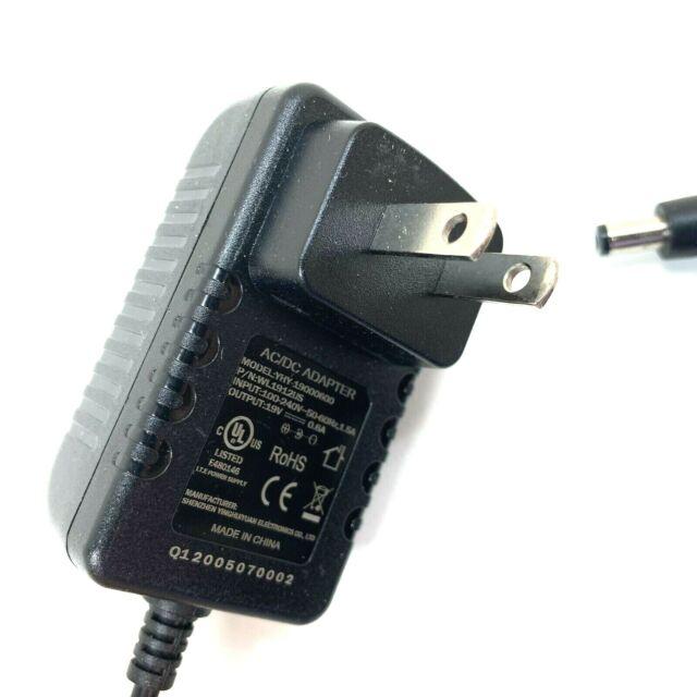 19V0.6A charger Adaptor Vacuum Cleaner for ilife x5 v5 v5s v3 X800 a4s a4 Robot