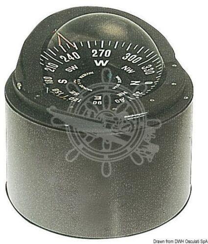"RIVIERA Boat Marine Compass 6/"" 150mm Black for sail boats"