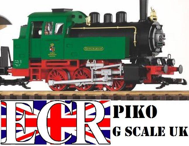 economico e alla moda Nuovo G G G SCALE PIKO BR80 ELECTRIC LOCO LOCOMOTIVE COMPATIBLE LGB BACHuomoN TRAIN SET  design unico