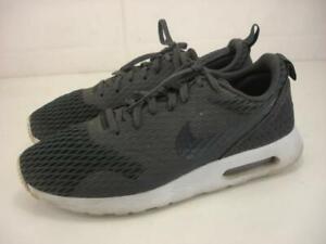 Men-039-s-9-5-Nike-Air-Max-Tavas-SE-Anthracite-Gray-Running-Shoes-718895-010-Sneaker