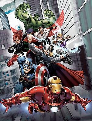 A4 A3 A2 A1 A0| X Men Marvel Comic Poster Print T304