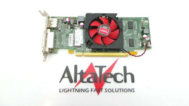 Dell AMD Radeon HD6450 1GB GDDR3 DVI Displayport Low Profile Video Card 0WH7F