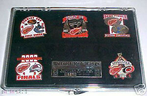 Detroit-Red-Wings-2002-Stanley-Cup-Champs-LtdEd-Pin-Set