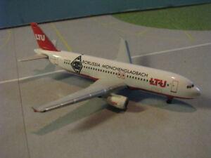 HERPA-WINGS-502160-LTU-034-BORUSSIA-034-A320-1-500-SCALE-DIECAST-METAL-MODEL