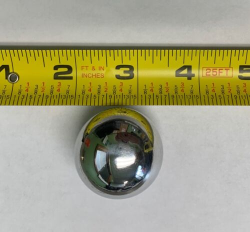 """Ball Details about  /Corona Nut High Voltage Sphere 1-3//8/"""" Dia"""