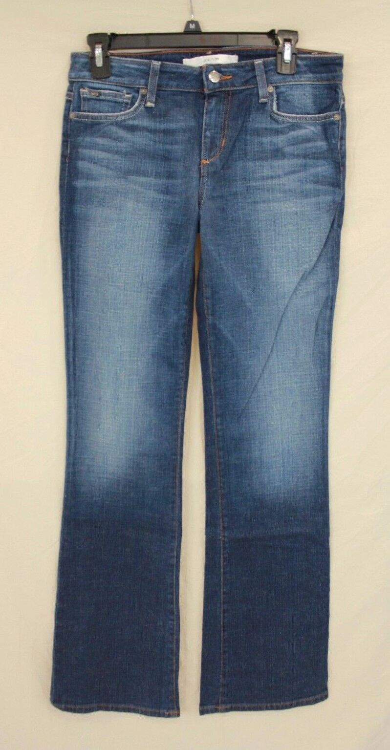 NWT JOE'S MUSE HIGH RISE DEMI WASH FLARE STRETCH JEANS NEW SIZE 27