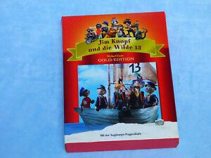 jim knopf und die wilde 13 dvd film gold edition augsburger puppenkiste 5 dvd   ebay