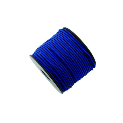 50 Meters 5 Strands 350Lb 3mm Paracord Parachute Cord Lanyard Tent Wind Rope