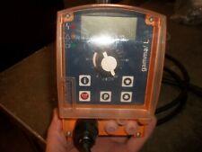 Prominent Gala1605pce260udc13000 Dosing Metering Pump 11 Gph W1