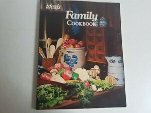 Ideals-Family-Cookbook-Vintage-Recipe-Book