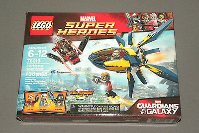 LEGO Starblaster Showdown Set 76019 Marvel Guardians of the Galaxy Super Heroes