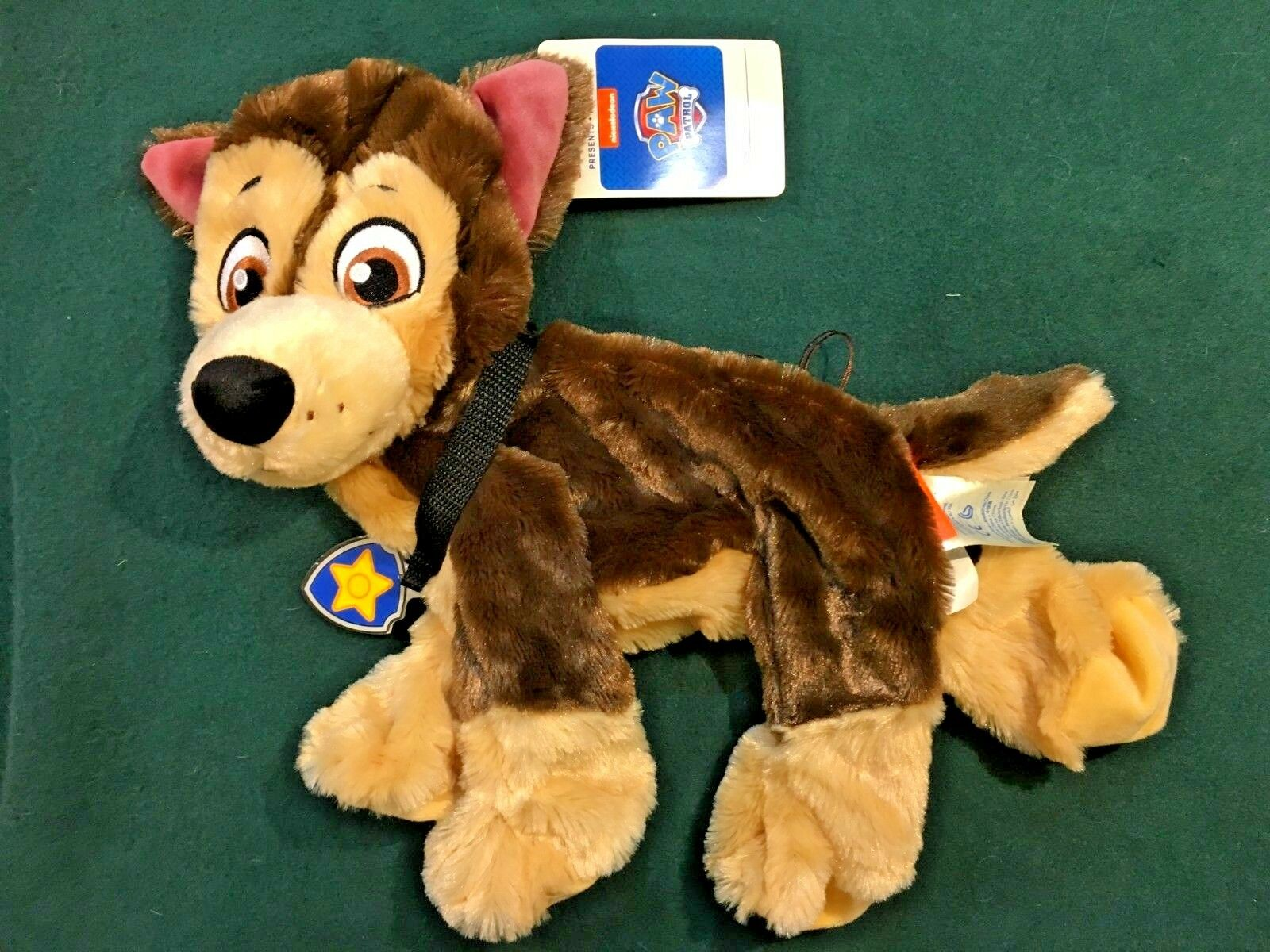 Build a Bear PLUSH 15 in. PAW Patrol Chase - UNSTUFFED