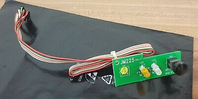 Hart Arbeitend Frontpanel Jm225 Ver:1.1 Anschalter On / Off Power Hdd Led´s F. Mini Computer üBerlegene Leistung