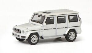 Schuco-26397-1-87-Mercedes-Benz-Modele-Diamant-Blanc-Neuf