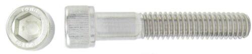 Socket Cap Screw  A2 Zylinderschraube ISK 3//8-16 UNC x 4 1//2 A2 Edelstahl