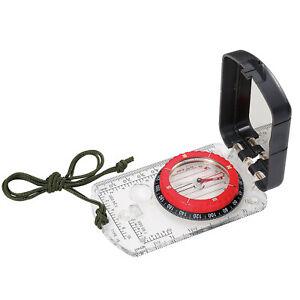 HERBERTZ-Kompass-Kartenkompass-Wander-Peil-Marsch-Kompass-Taschenkompass