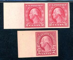 USAstamps-Unused-FVF-US-Washington-Imperf-Scott-482-577-OG-MNH
