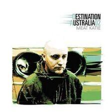 Destination Australia 02 (Meat Katie) (NEW CD) DJ Shadow Gus Gus Tiefschwarz