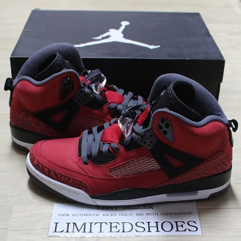 Nike jordann spizike toro bravo nosotros gimnasio Rojo Negro Blanco nosotros bravo 11 315371-601 vi V knikcs marca de descuento 8ed4d1