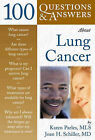 100 Questions and Answers About Lung Cancer by Karen Parles (Paperback, 2002)