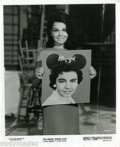 1975-Walt-Disney-The-Mickey-Mouse-Club-Original-Photo-Annette-Funicello