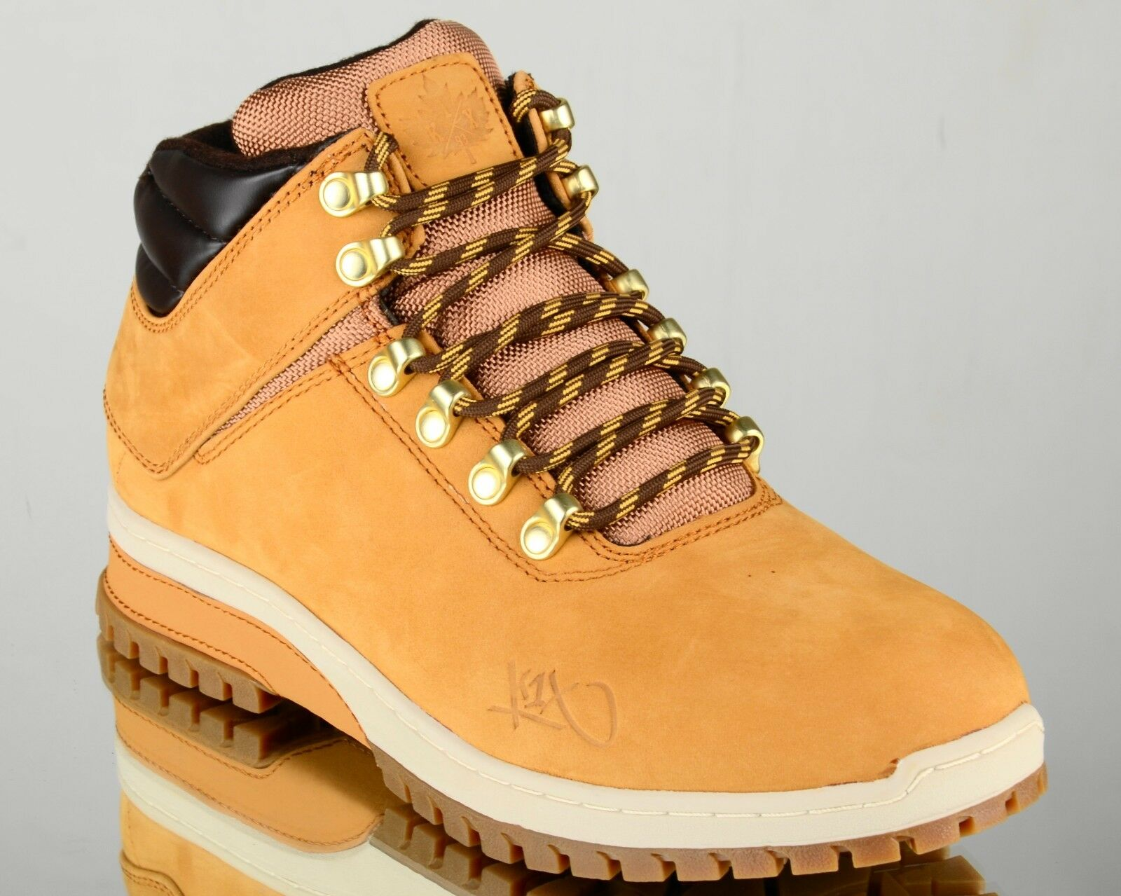 K1x h1ke pensar territorio mk3 cuero caballero zapatillas zapatillas caballero de invierno 1000 gerstenmuster b2f2ed
