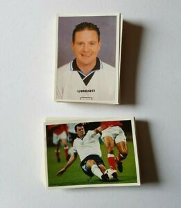 # 169 TREVOR STEVEN-Angleterre PANINI-EURO 88