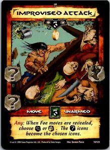 Conan-Core-CCG-TCG-Card-124-Improved-Attack