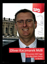 Oliver Kaczmarek Autogrammkarte Original Signiert  ## BC 73814