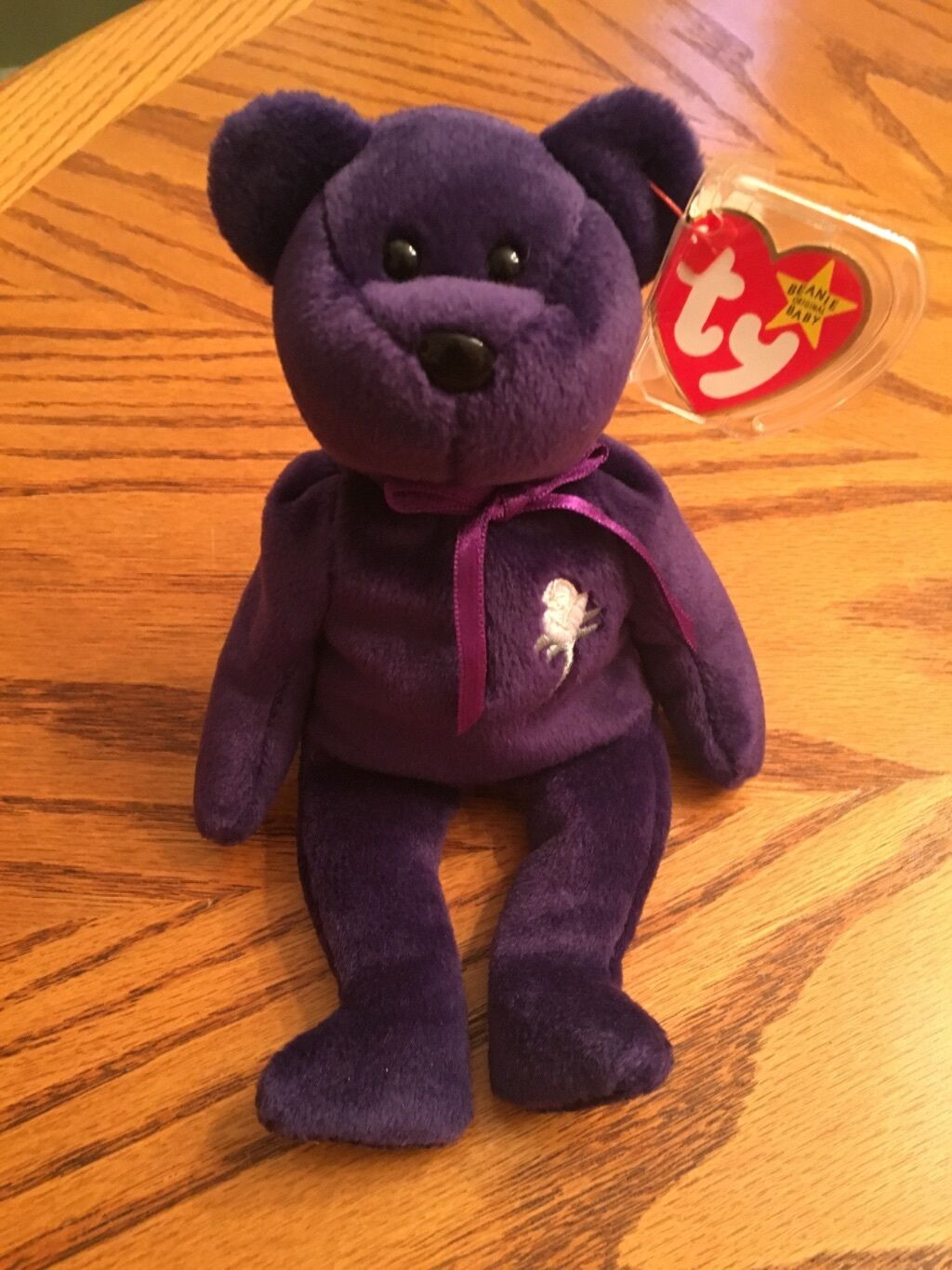 Princess Diana Beanie Baby Limited Addition 1997