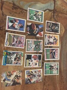 san-diego-chargers-Qbs-Kicker-amp-Punters-Football-Cards-Lot-Of-13
