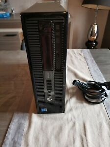 Ordinateur Unité centrale PC Hp Prodesk 400 G2 SFF I5 4590 8 GO 256 GO SSD (2)