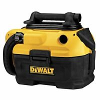 Best Dewalt 18/20volt Max Cordless/corded Wetdry Vacuum Washable/reusable Filter