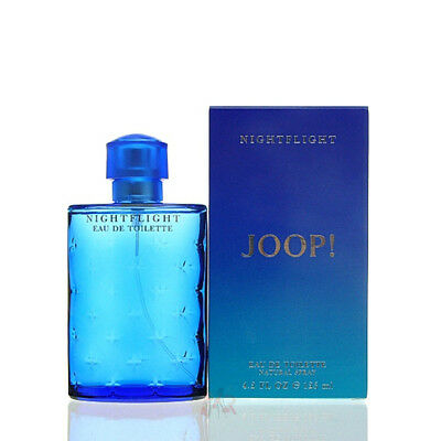 Joop Nightflight Eau de Toilette 125 ml EDT Eau de Toilette NEU OVP