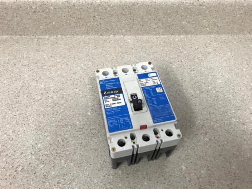 Cutler-Hammer HFD 65K HFD3030 Circuit Breaker 30A 3P