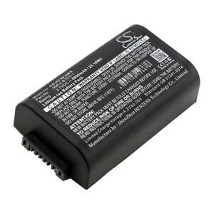 3,7V Akku Li-Ion für Honeywell Dolphin 99EX 99EXhc 99GX - 99EX-BTES-1 - 6800 mAh