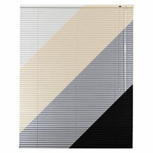 Aluminium Jalousie Alu Jalousette Rollo Fensterjalousie Höhe 150 cm weiß