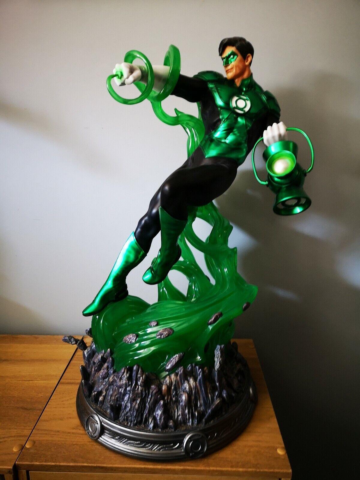 Sideshow + Prime 1 Studio - New 52 Green Lantern Exclusive Statue - Rare - No XM