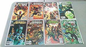 DC-Comics-Green-Lantern-Corps-10-issues-SINESTRO-CORPS-WAR-2007