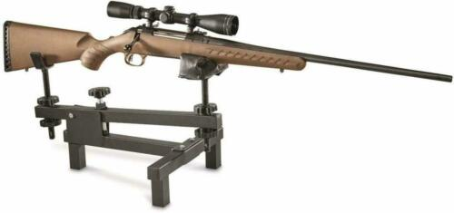 Shooting Rest Rifle Bench Hunting Precision Stable Bench Gun Cleaning Adjustable