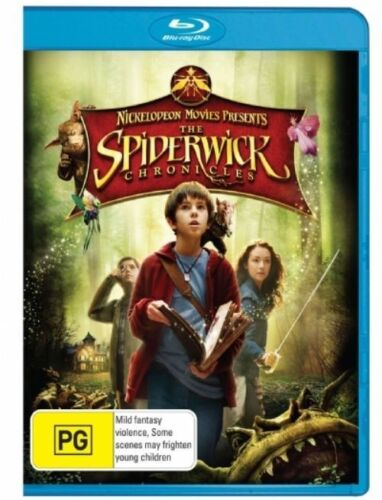 1 of 1 - The Spiderwick Chronicles (Blu-ray, 2008)BRAND NEW & SEALED