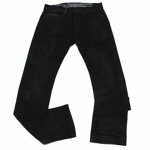Jeans Burlon Men Trouser 3921s Nero Uomo Denim Slim Marcelo Pantalone Strong 1Pwdqt