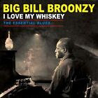 I Love My Whiskey: The Essential Blues by Big Bill Broonzy (Vinyl, Oct-2013, Cleopatra)
