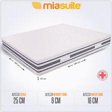 Miasuite Top 25 BAYSCENT Materasso matrimoniale in Memory Foam 160 x ...