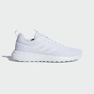 1fcf266c199 Adidas Lite Racer CLN  B96568  Men Casual Shoes White White-Grey